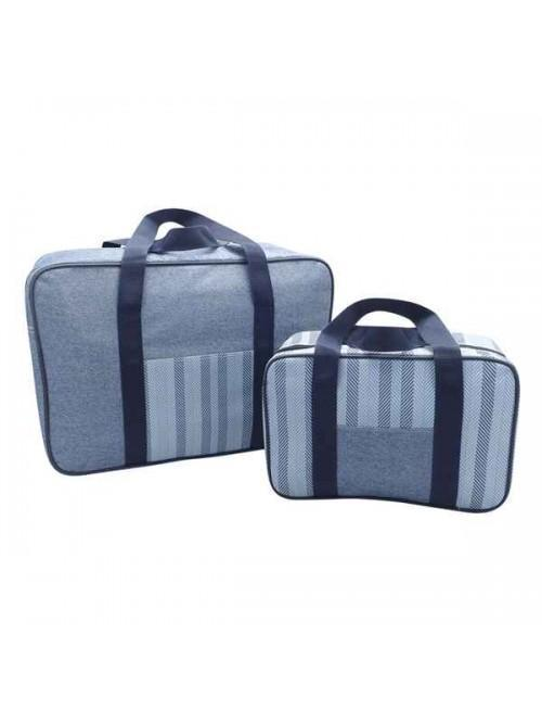 Cooler Bag 2 Pack Denim