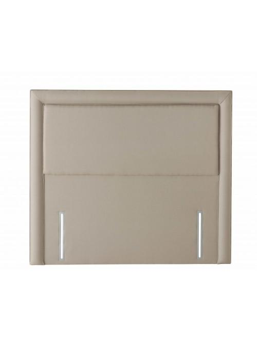Silentnight Seattle Headboard Sandstone