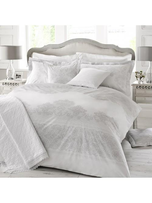 Holly Willoughby Iva Bedding Range White
