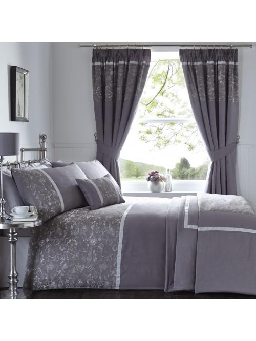 Jeff Banks Wallace Bedding Collection Grey