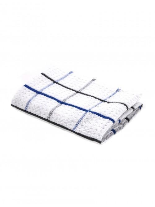 Jumbo Supersoft Tea Towel Blue