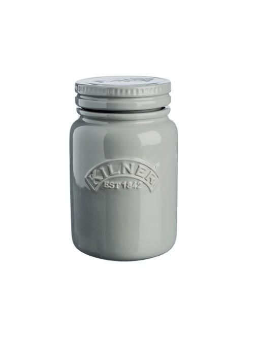 Kilner Ceramic Storage Jar Morning Mist 600ml