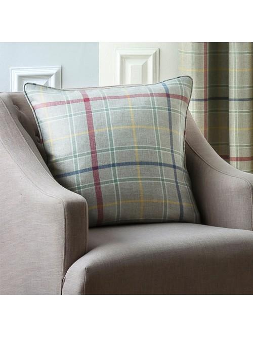 Lewis Check Large Cushion Multi