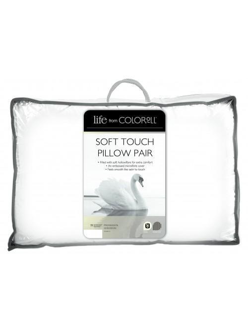 Soft Touch Pillow Pair