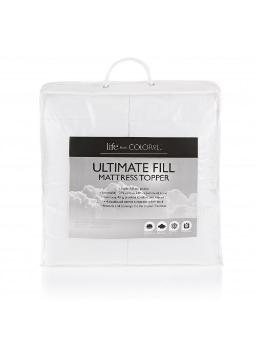 Ultimate Fill Mattress Topper