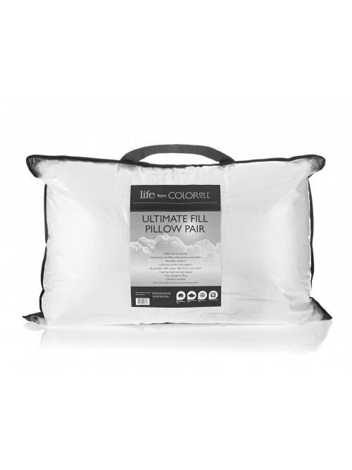 Ultimate Fill Pillow Pair