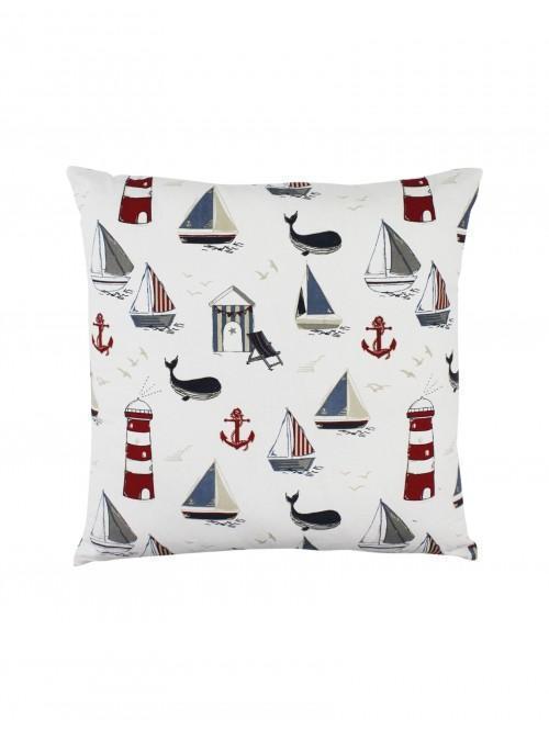 Linear Boathouse Cushion