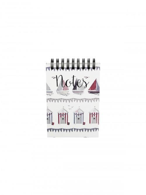 Linear Boathouse Small Notepad
