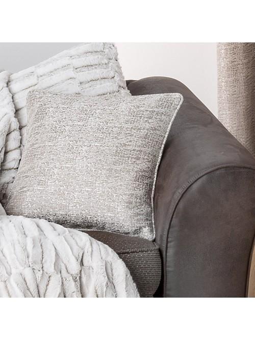 Loft Curtain Cushion Taupe