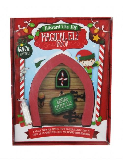Elf Door Activity Pack