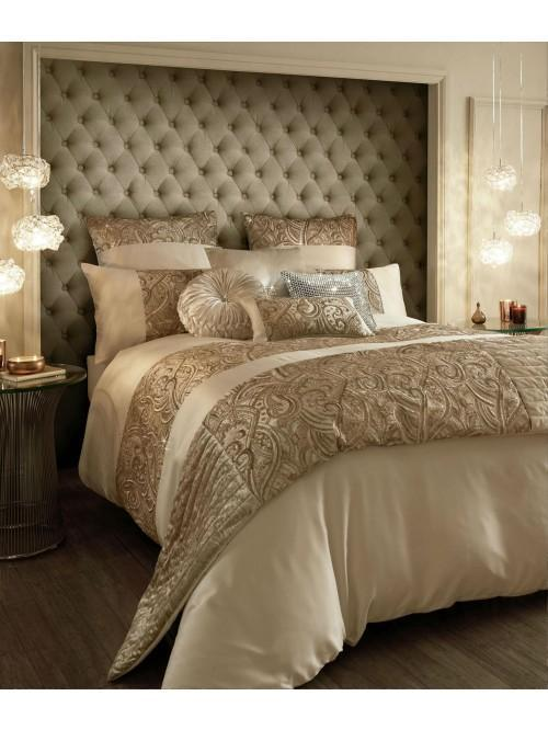 Kylie Minogue Marnie Bedding Collection Gold