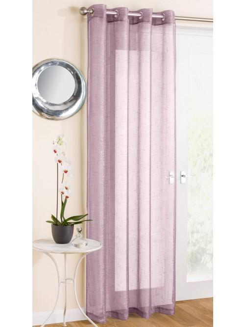 Marrakesh Voile Panel Heather