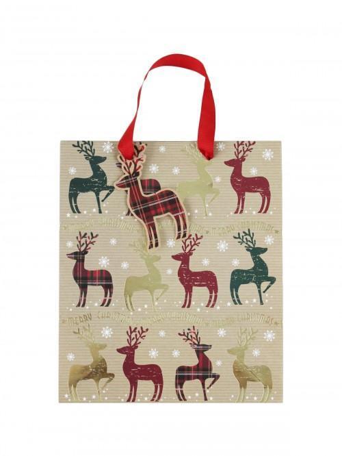 Medium Reindeer Bag