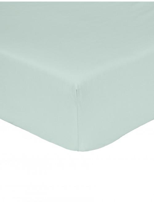 Non Iron Fitted Sheet Aqua