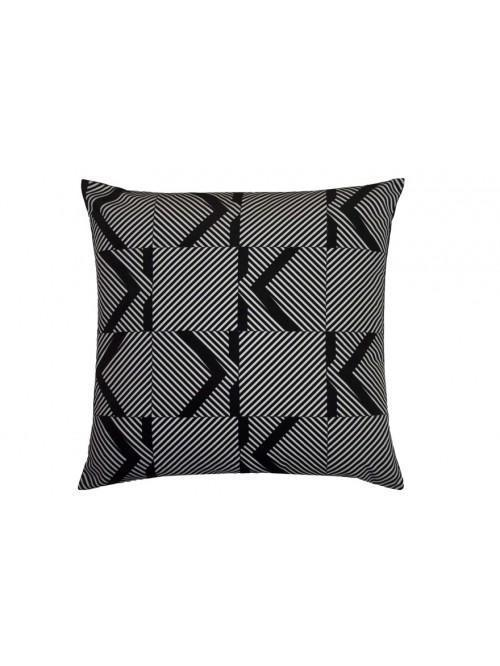 Karl Lagerfeld Optical Cushion Monochrome