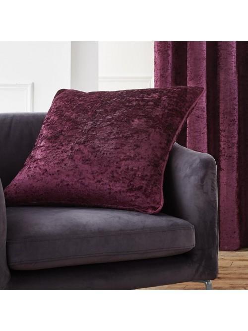 Opulence Large Cushion Plum