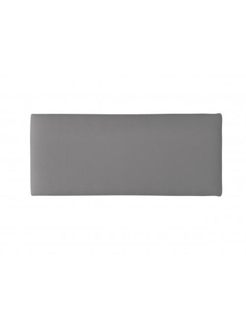 Silentnight Atlanta Headboard Slate Grey