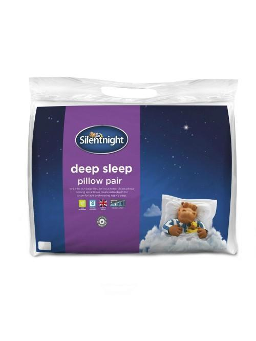 Silentnight Deep Sleep Pillow 2 Pack