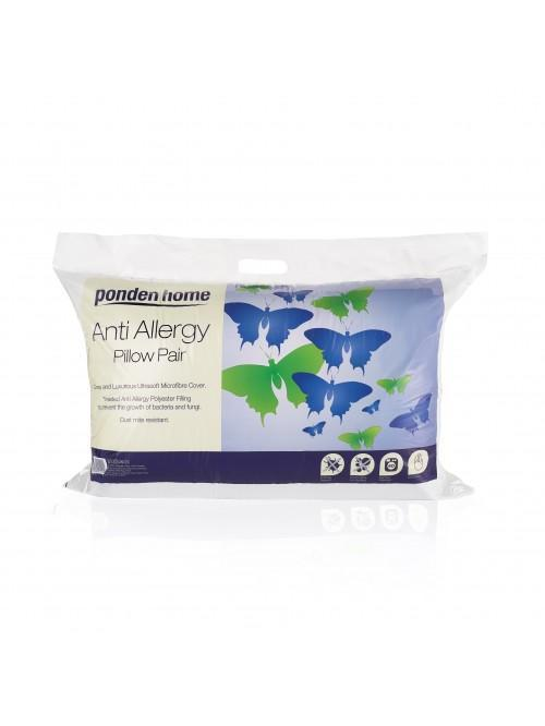 Anti Allergy Pillow Pair