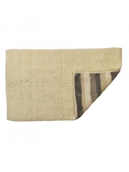 Life From Coloroll Poly/Chenille Reversible Bathmat Natural