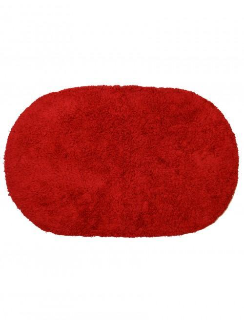 Ponden Home Candlewick Bathmat, Red