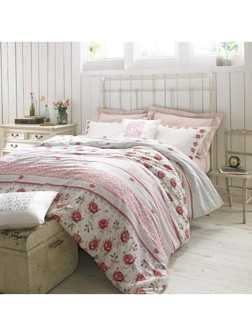 Emma Bridgewater Rose & Bee Bedding Collection Pink