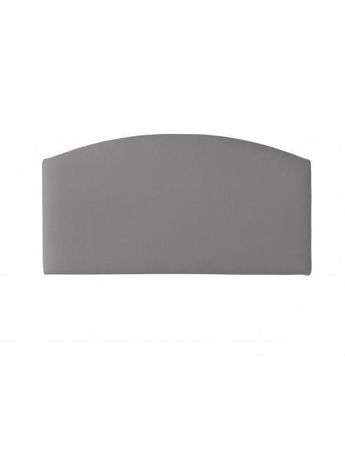 Silentnight Boston Headboard Slate Grey