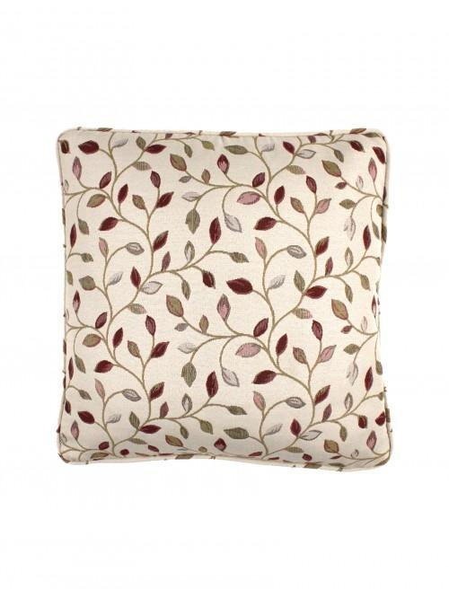Sherbourne Cushion Red