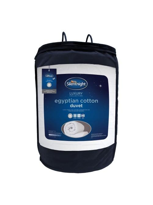 Silentnight Egyptian Cotton Duvet 4.5 Tog