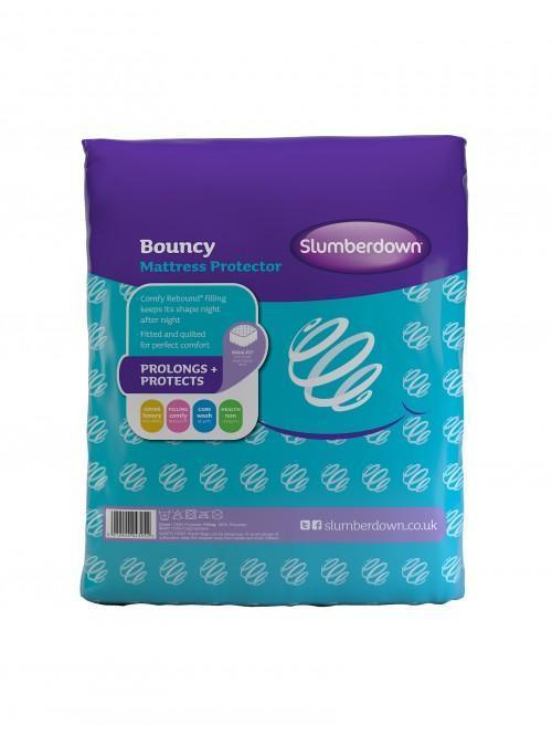 Slumberdown Bouncy Mattress Protector