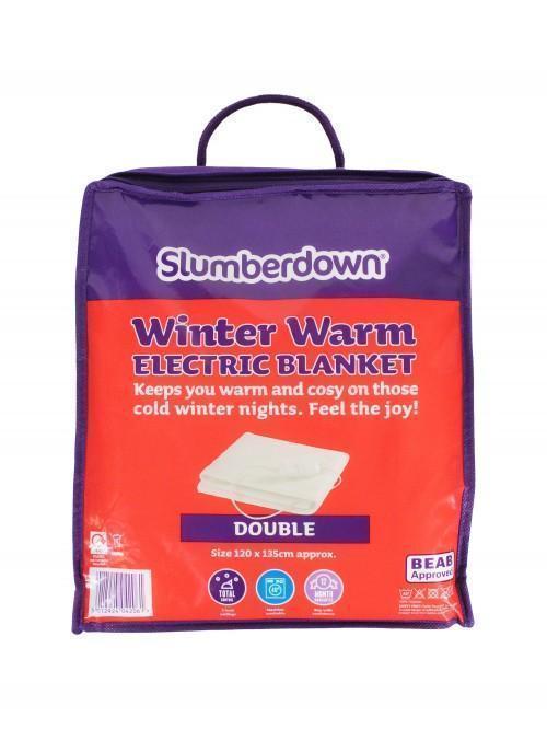 Slumberdown Winter Warm Electric Blanket