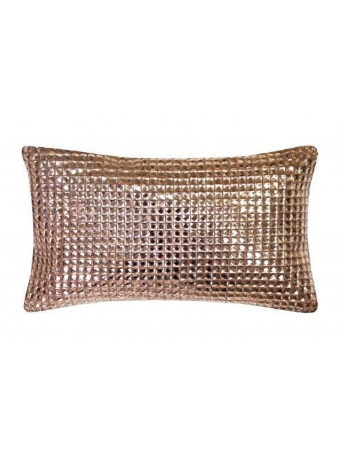 Kylie Minogue Square Diamond Cushion Rose Gold