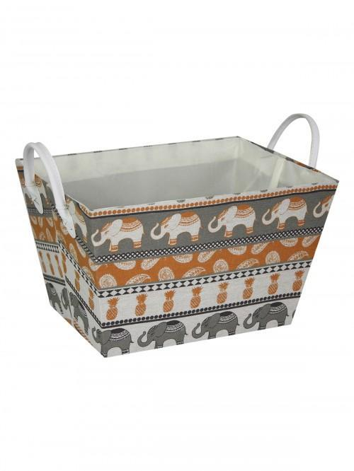 Elephant Storage Tray Natural