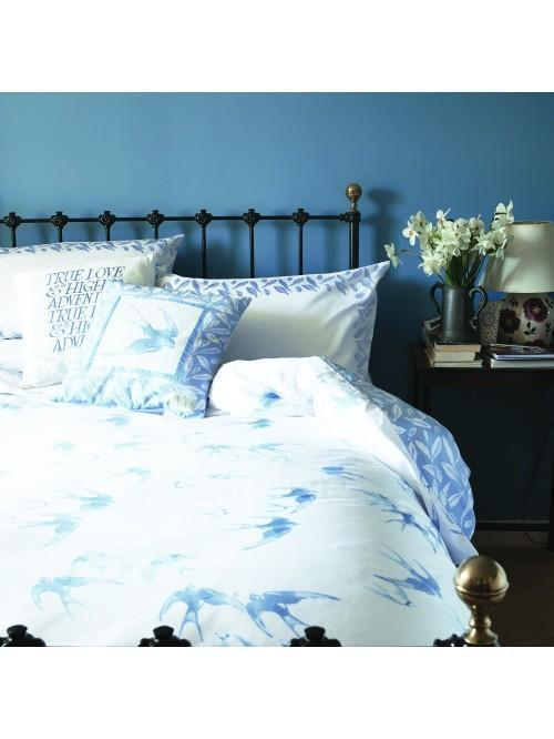 Emma Bridgewater Swallows Bedding Collection Blue