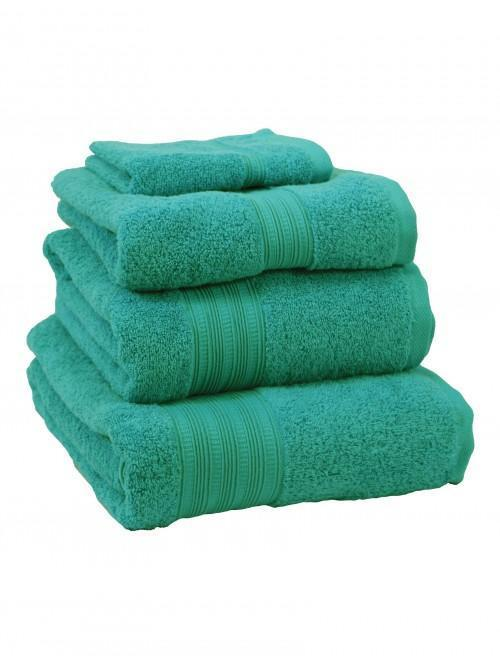 Extra Soft Towels 100% Cotton Teal