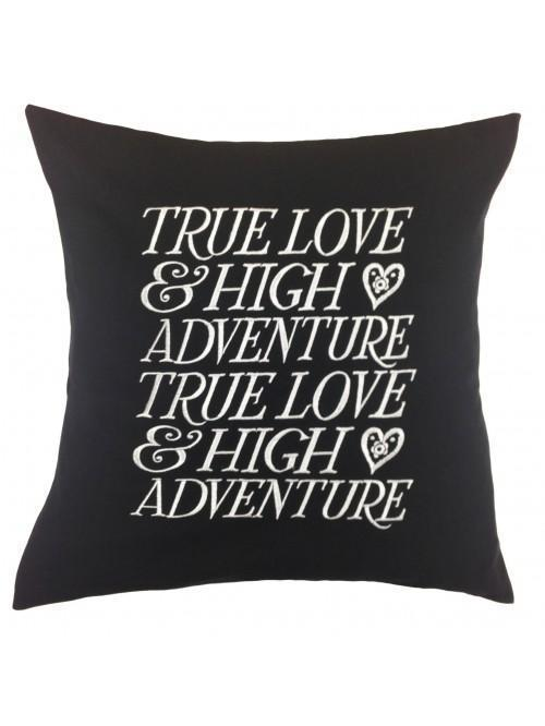 Emma Bridgewater True Love Twill Cushion