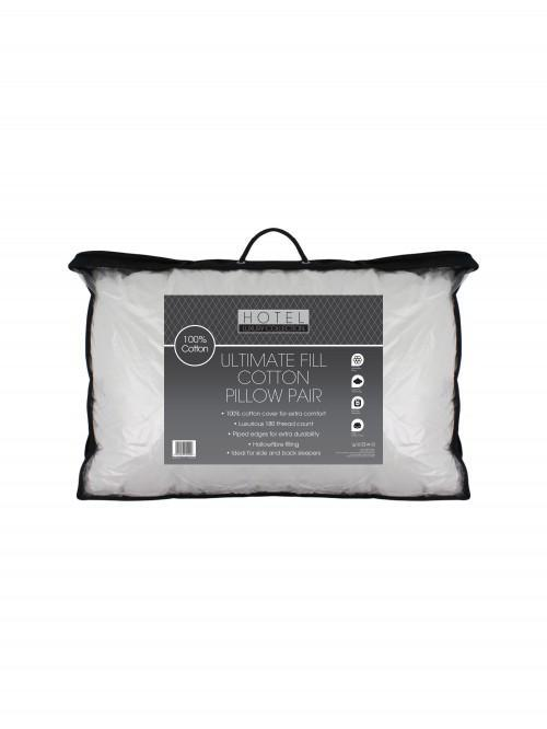 Hotel Ultimate Fill Pillow Pair