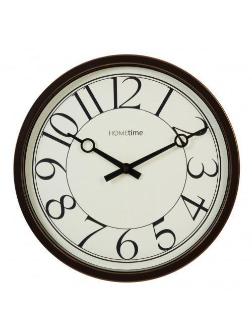 Hometime Indoor / Outdoor Wall Clock 31cm