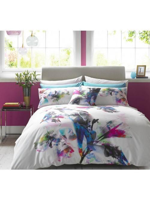 Lipsy Watercolour Lily Bedding Range