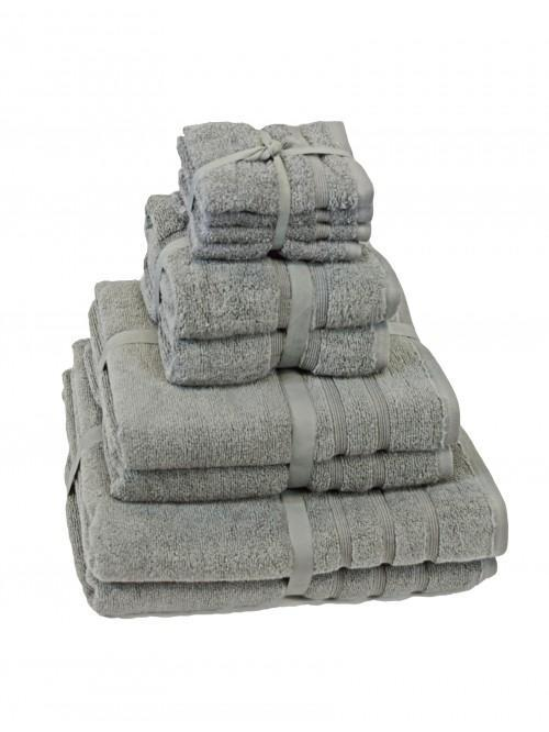 Hotel Collection Zero Twist Towels Grey